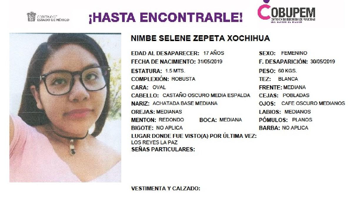 Cumple 2 años búsqueda de Nimbe en Edomex, protestarán para exigir su aparición