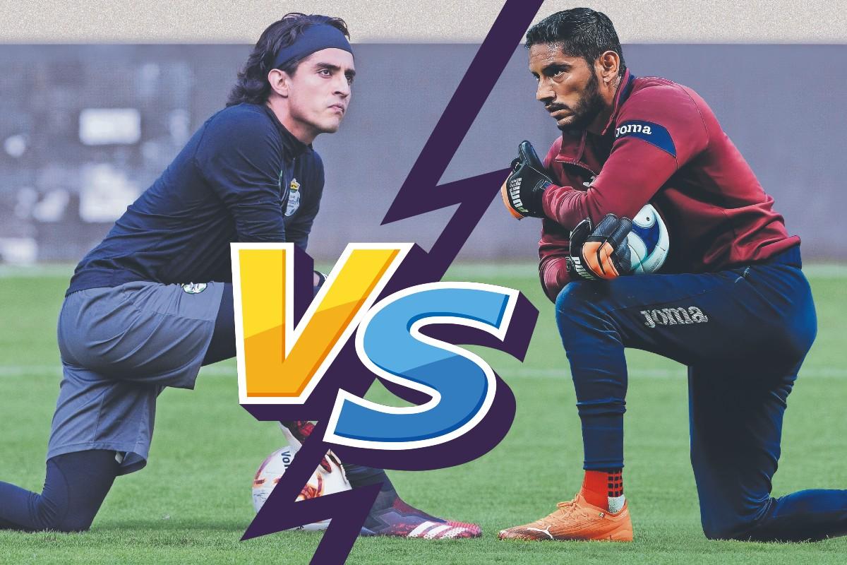 Jesús Corona vs Carlos Acevedo, en sus guantes está el destino del campeón Guardianes 2021