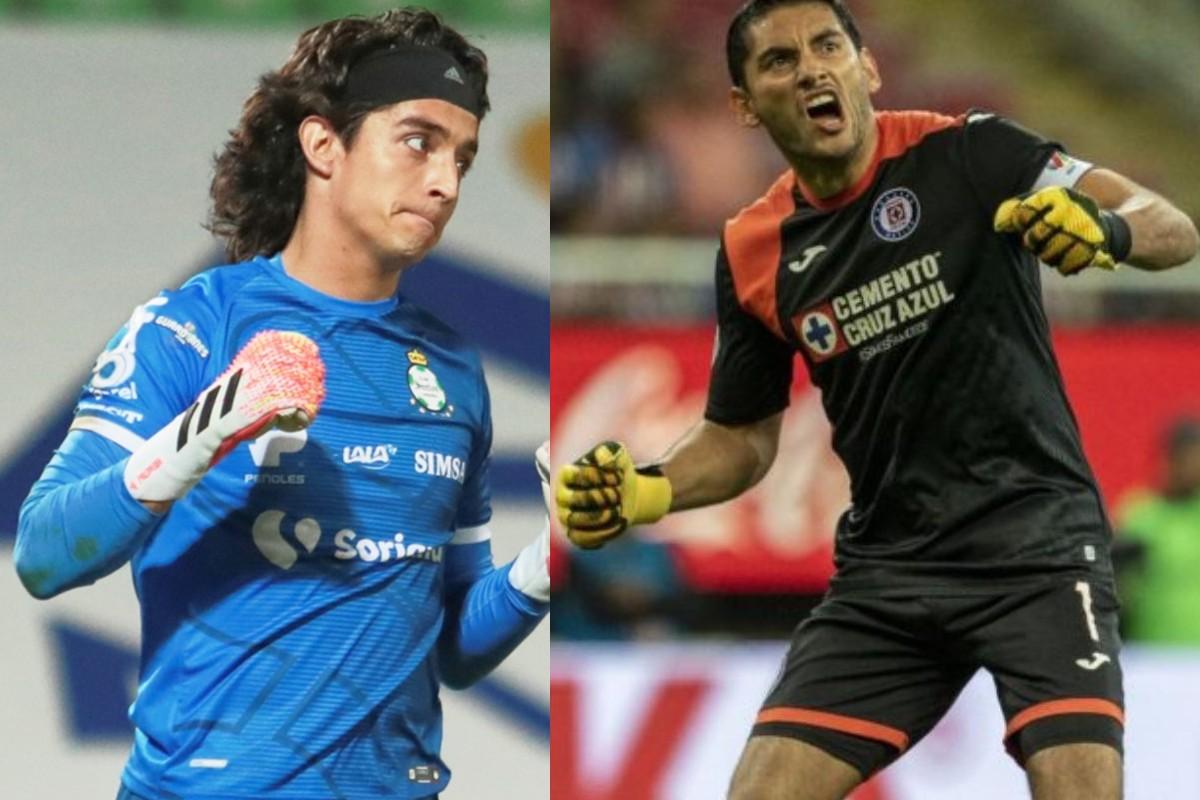 Santos vs Cruz Azul será un duelo de porterazos, afirma Oswaldo Sánchez