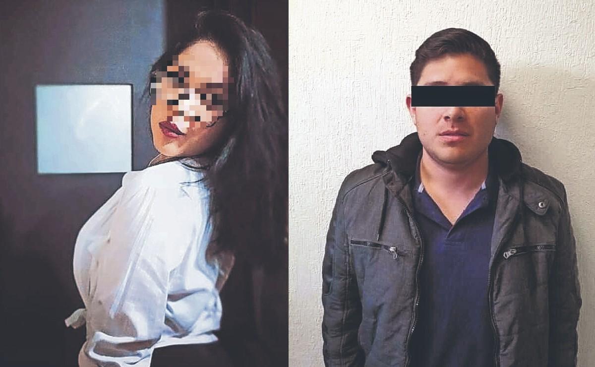 Piloto acusado de matar a novia embarazada podría salir libre, por error en MP de Hidalgo