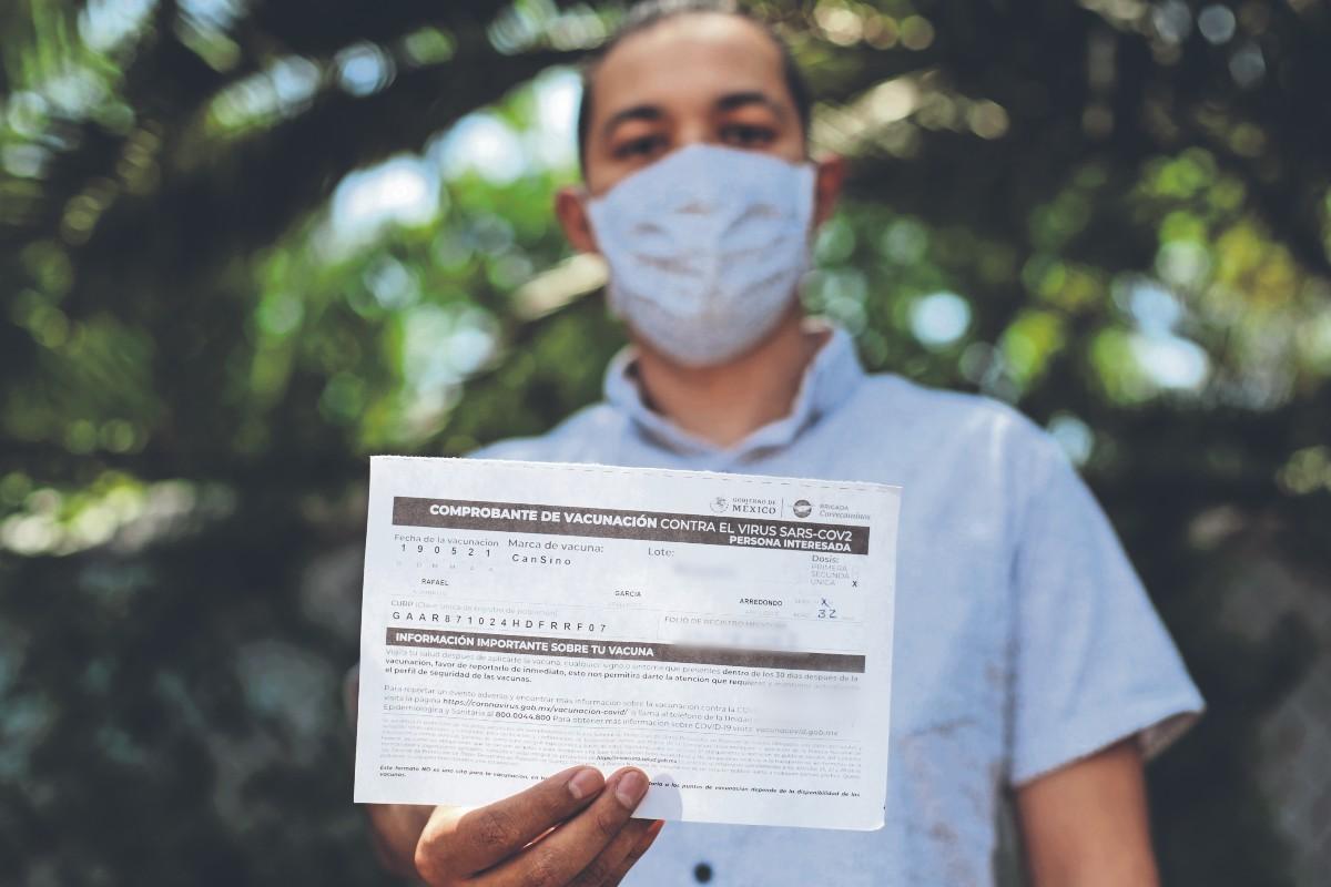 Iniciará vacunación anti Covid para adultos de 40 a 49 años, en 4 alcaldías de CDMX