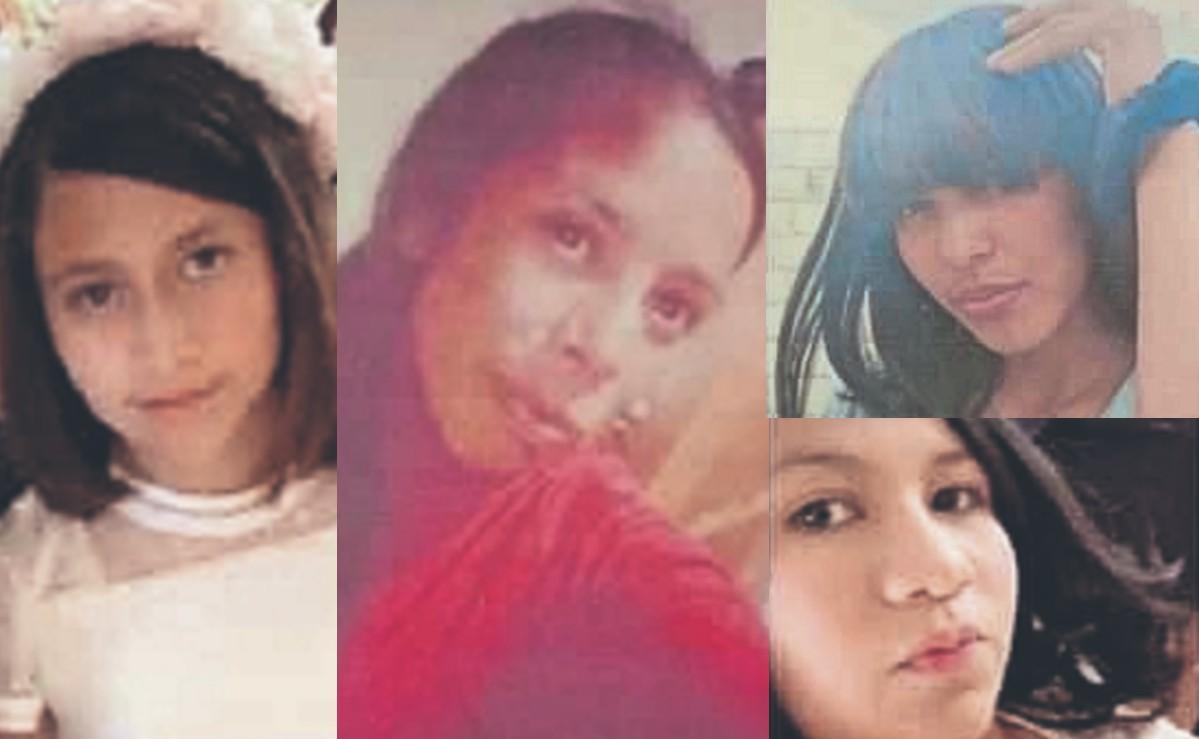 Niñas desaparecen de su casa en un barrio de Toluca, junto con sus niñeras