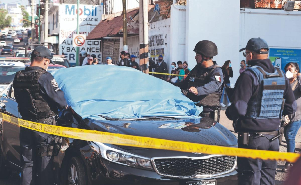 Matan a asaltante tras atacar Farmacia Guadalajara y robarse millones en medicamentos, en Edomex