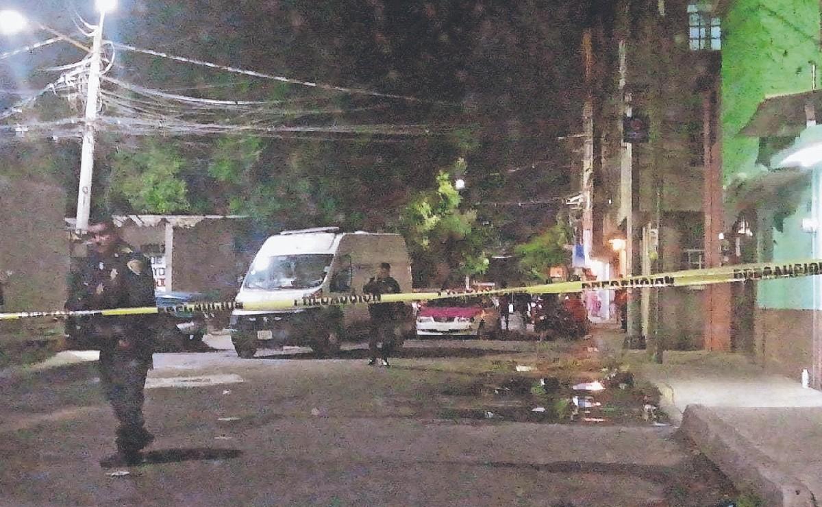 Matan a joven y a sus amigos cuando velaba a su papá, en la Ciudad de México