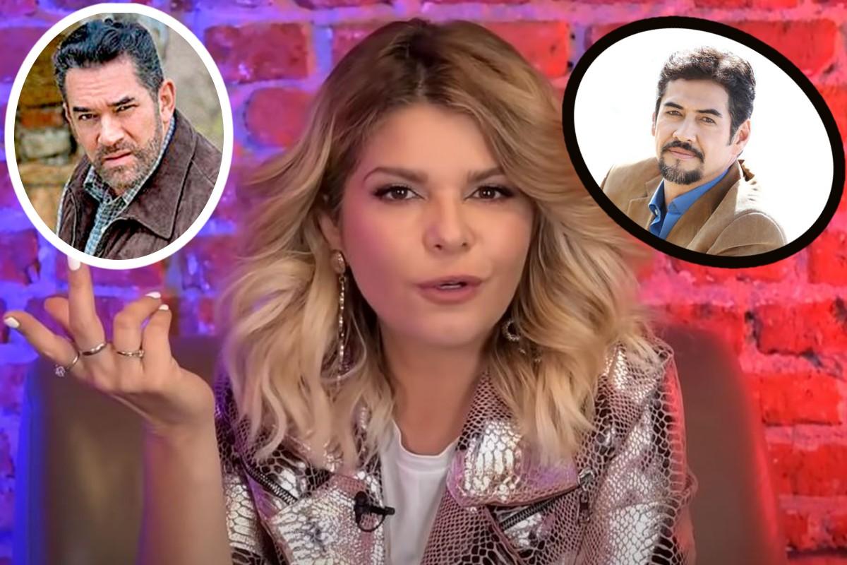 Itatí Cantoral revela amorío con Gabriel Porras y exhibe a Eduardo Santamarina