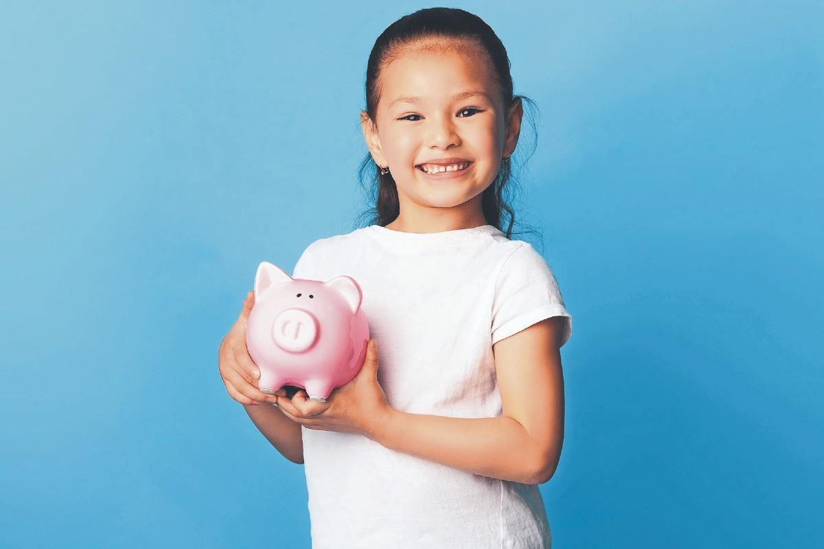 Tips para que tus hijos aprendan a ahorrar y conozcan conceptos básicos de finanzas