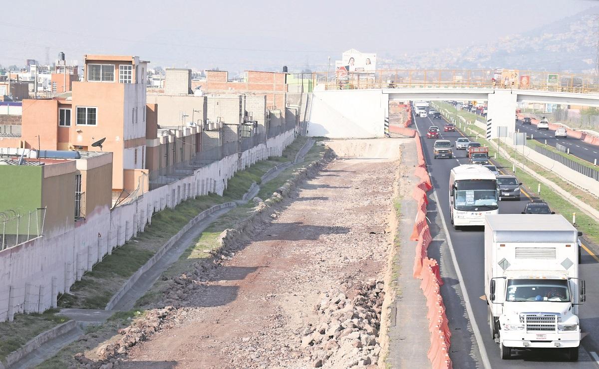 Habitantes de Tecámac temen perder su casa y tranquilidad por obras de Nuevo Aeropuerto