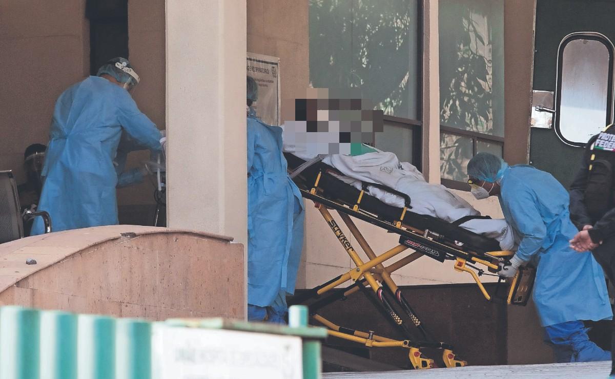 México reporta 3 mil 924 muertes por Covid ocurridas en 2020, por esta razón