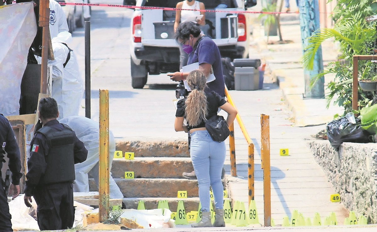 Mayo el mes más violento en Morelos, se reportaron 98 personas asesinadas
