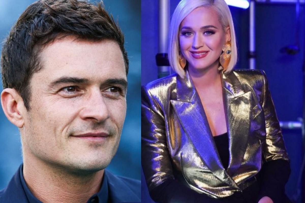 Orlando Bloom bromea con nueva sesión de fotos de Katy Perry, tras ser madre