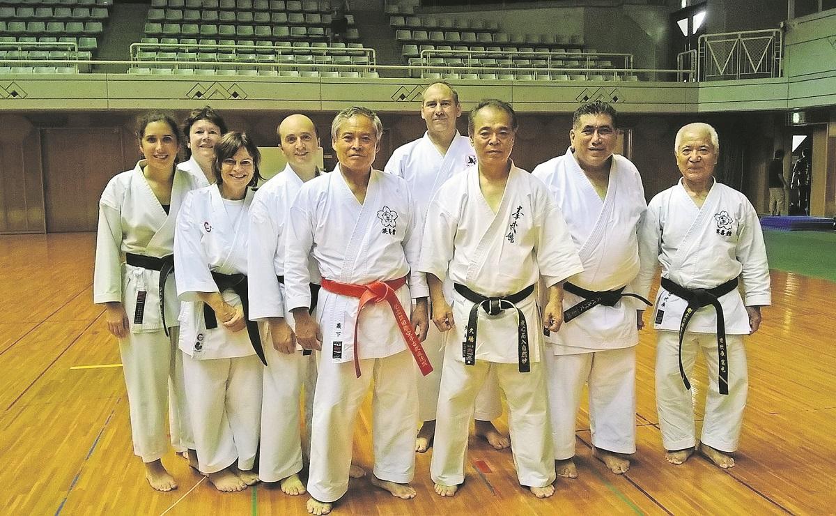 Óscar Godínez se prepara para el selectivo de los Juegos Olímpicos de Tokio