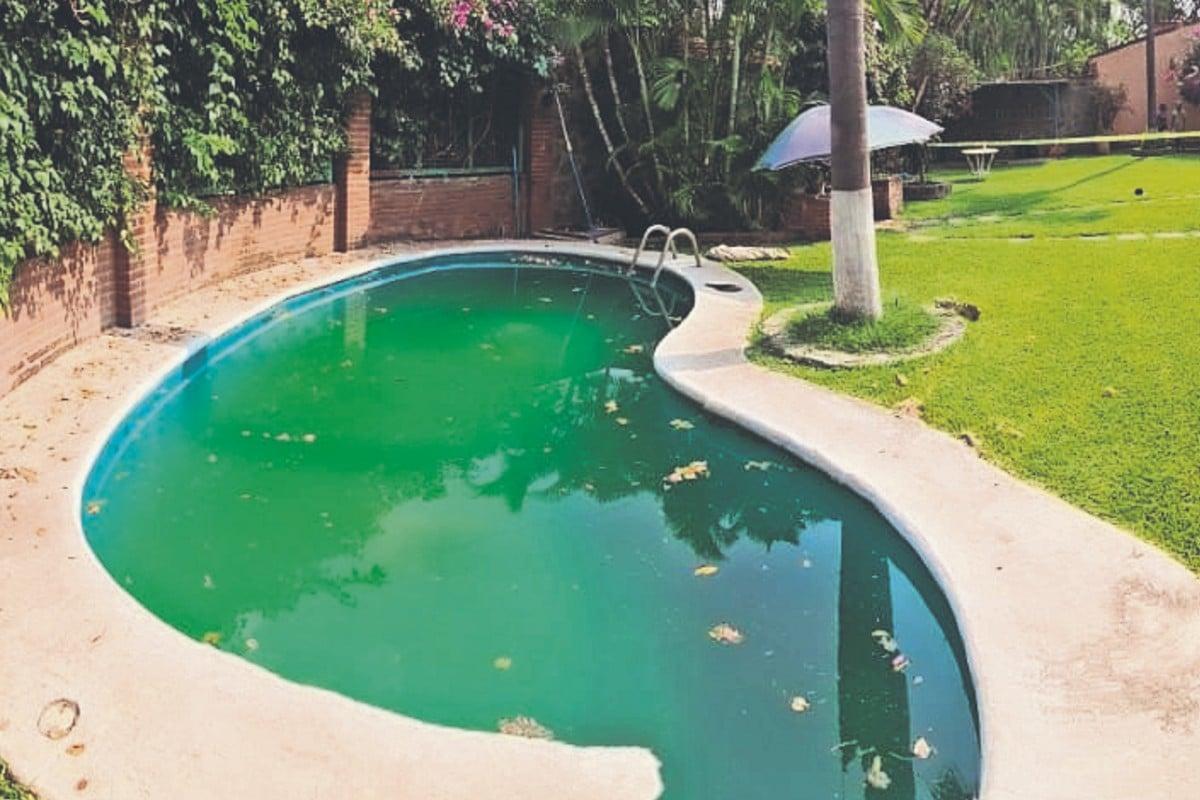 Bebé muere ahogado en la alberca de su casa cuando su hermana lo cuidaba, en Morelos