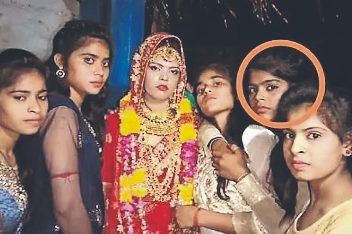 Novia muere en plena boda tras ataque al corazón y su hermana la sustituye, en India