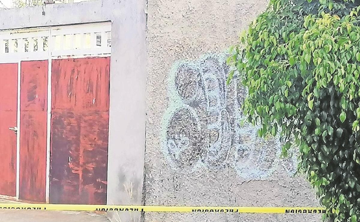 Asesinan a hombre de dos balazos en la cabeza en Valle de Chalco