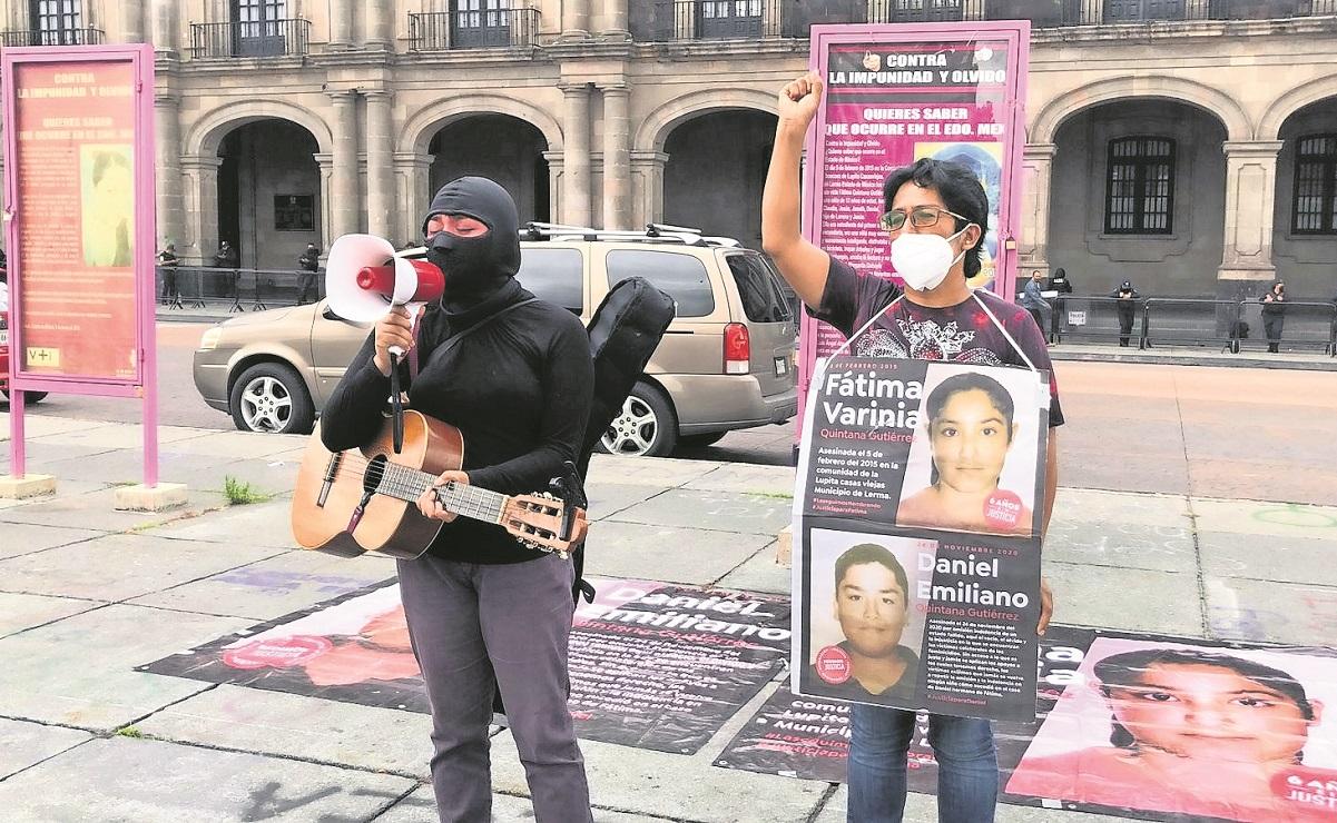 A 7 años de su feminicidio, la familia de Fátima la recuerda en su cumpleaños en Toluca