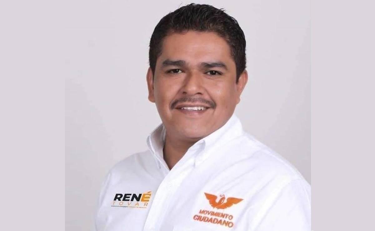 Asesinan a candidato de MC a la alcaldía de Cazones, Veracruz