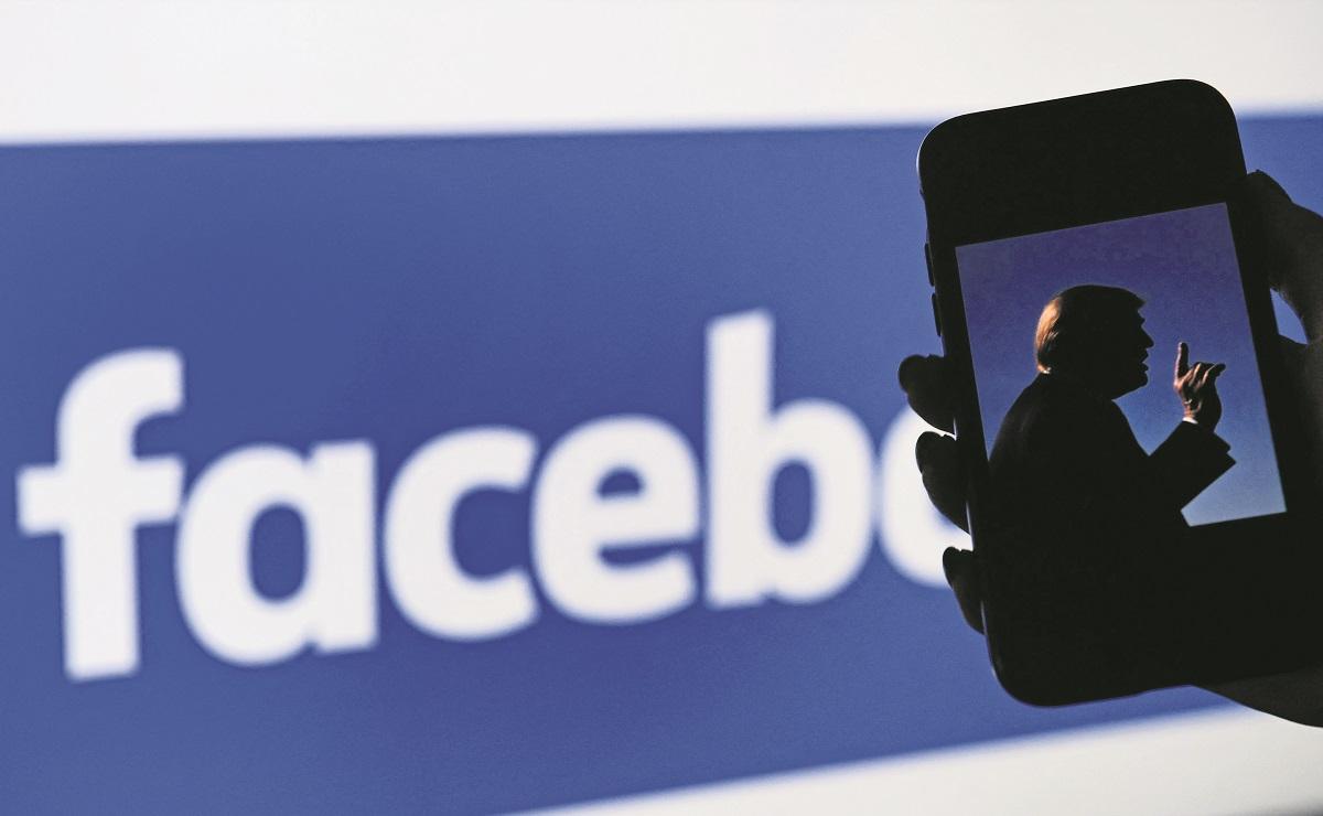 Facebook suspende dos años a Donald Trump por alentar el asalto al Capitolio