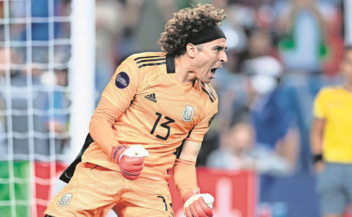 Ilusiona a Memo Ochoa jugar en el Mundial de Qatar 2022, antes sería refuerzo en Tokio