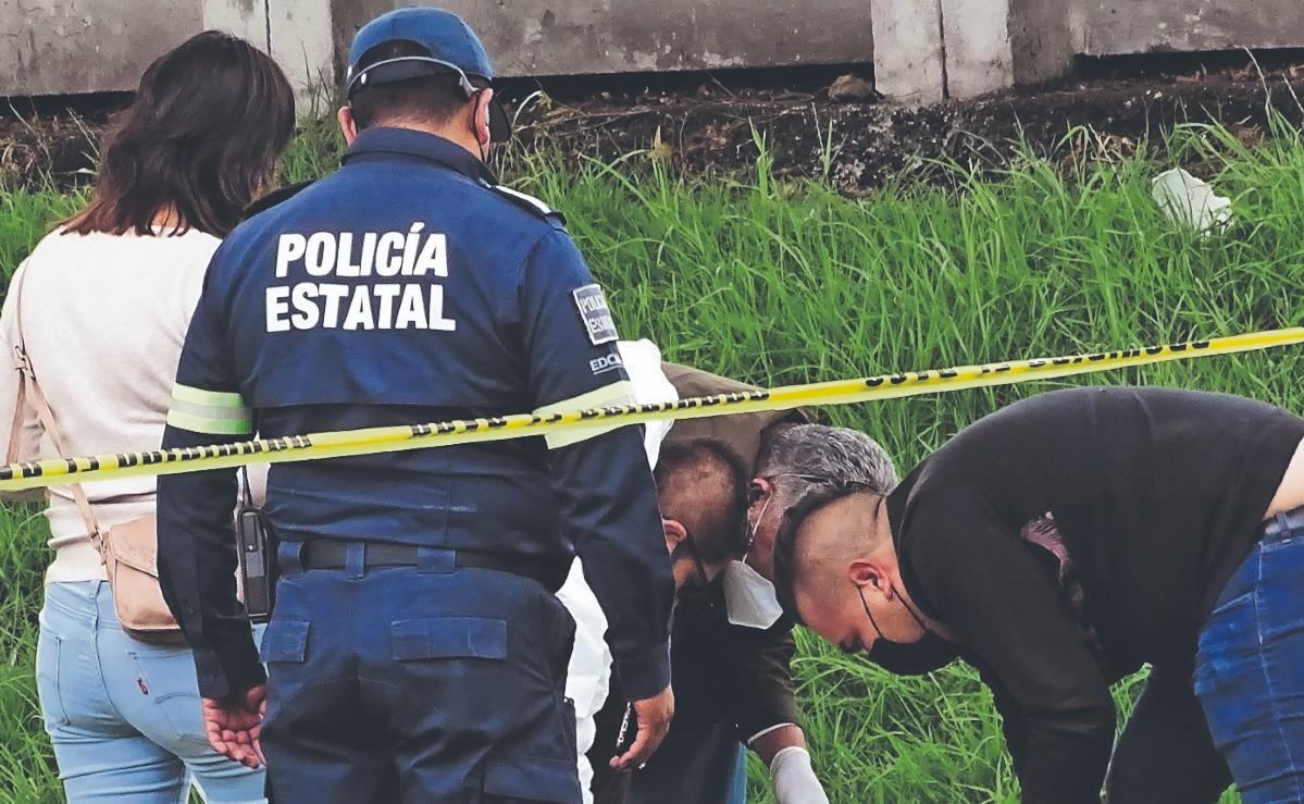 Automovilista manda a volar al más allá peatón sobre Paseo Tollocan, en Toluca