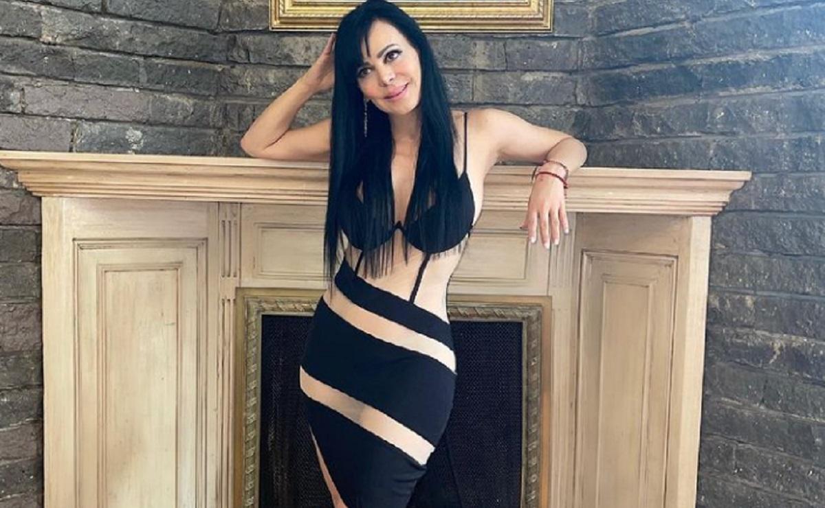 Maribel Guardia conquista a sus fans con su voto en Instagram