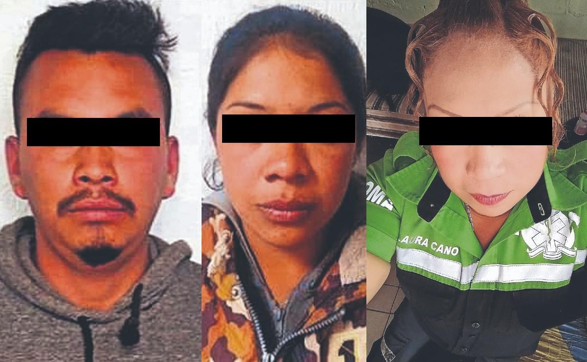 Acusan a mujer paramédico de alterar diagnóstico de niño asesinado por padres, en Edomex