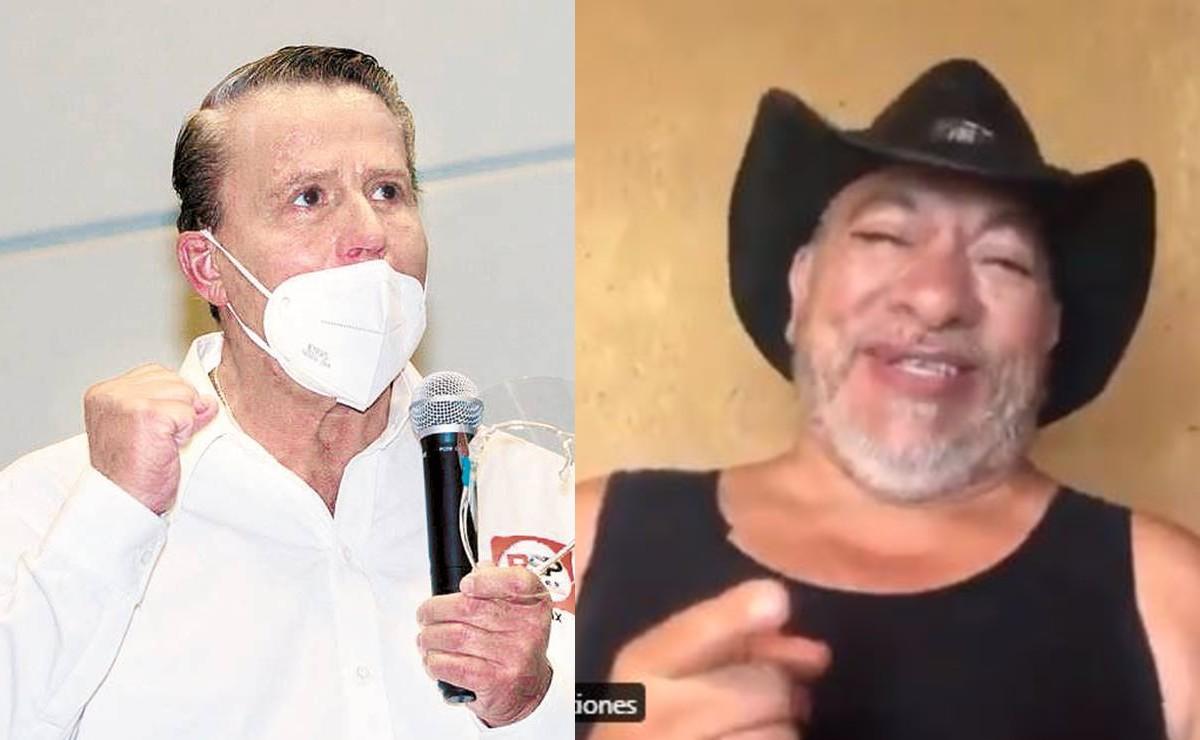 Alfredo Adame obtuvo 1 voto en casilla donde acudió y Carlos Trejo se mega burla de él en video