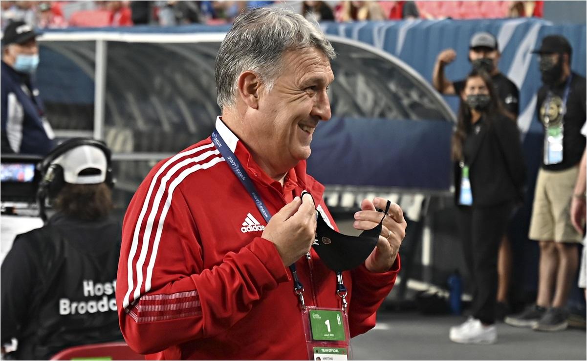 Tata Martino se convertiría en el técnico más ganador con la Selección Mexicana