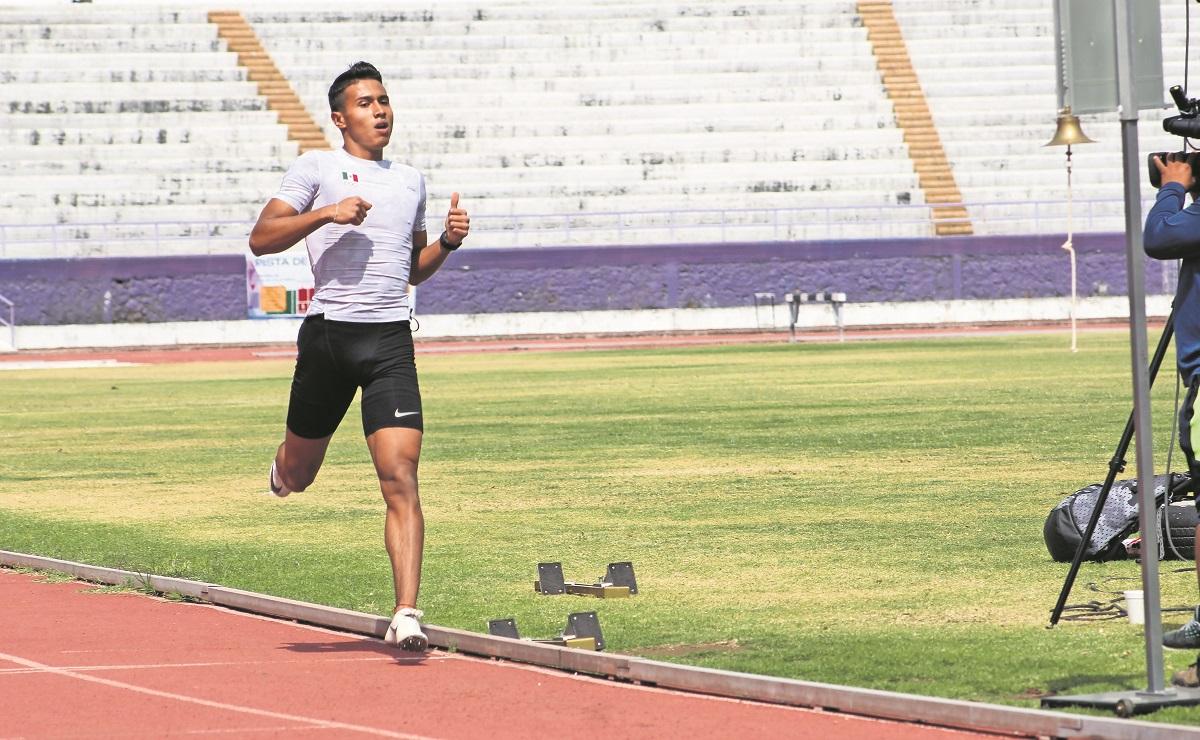 Equipo varonil mexicano de atletismo gana el segundo lugar en el torneo de la ANCC