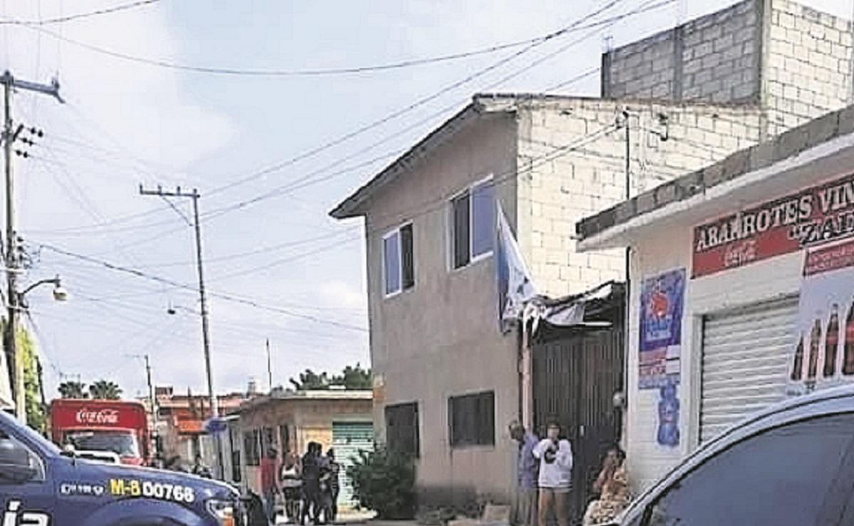 Matan a hombre en ataque directo cuando se encontraba en la puerta de su casa en Morelos