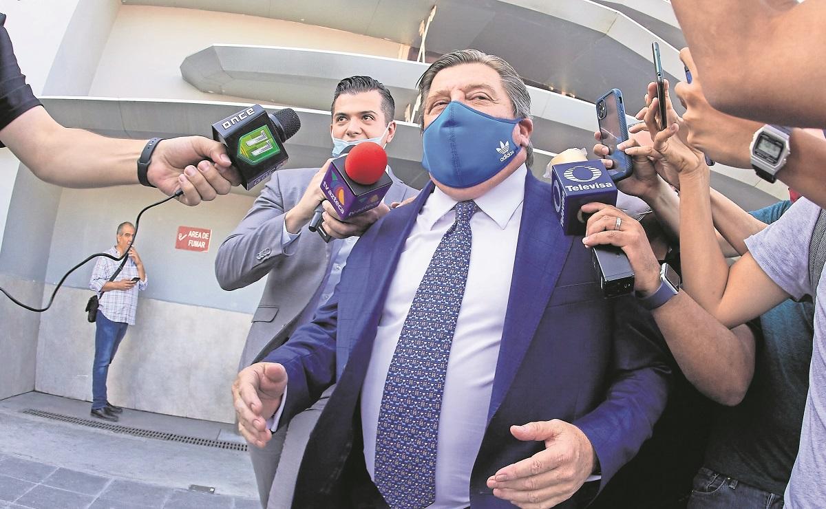 Miguel Herrera arranca la nueva era de Tigres, considera la baja de Leo Fernández