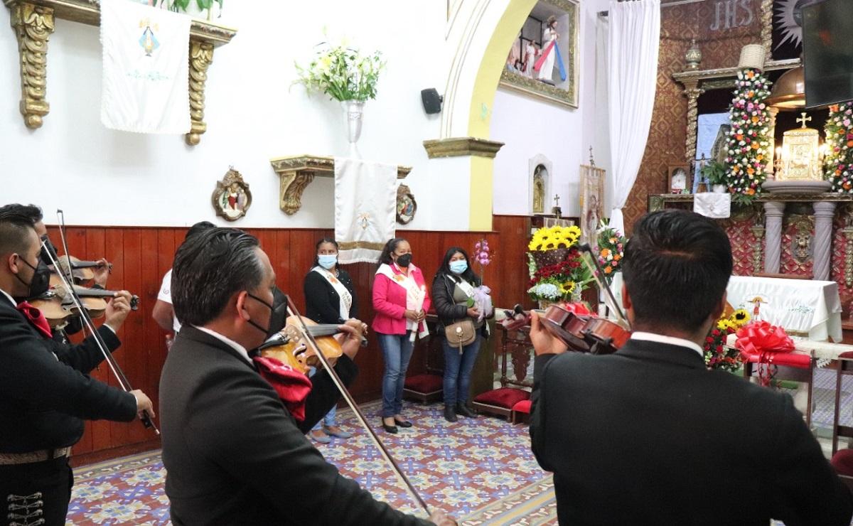 Tras semáforo verde, Arquidiócesis de Toluca retomará actividades religiosas