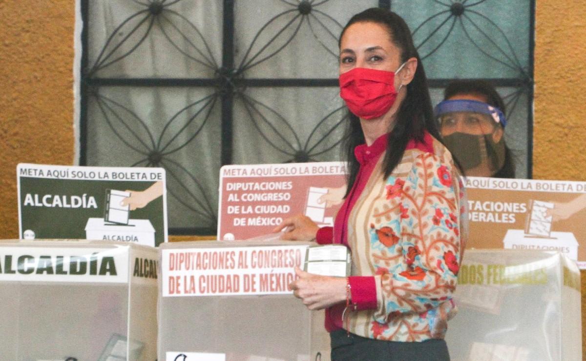 """""""Faltó difundir programas sociales"""", dice Sheinbaum sobre colapso de Morena en la CDMX"""