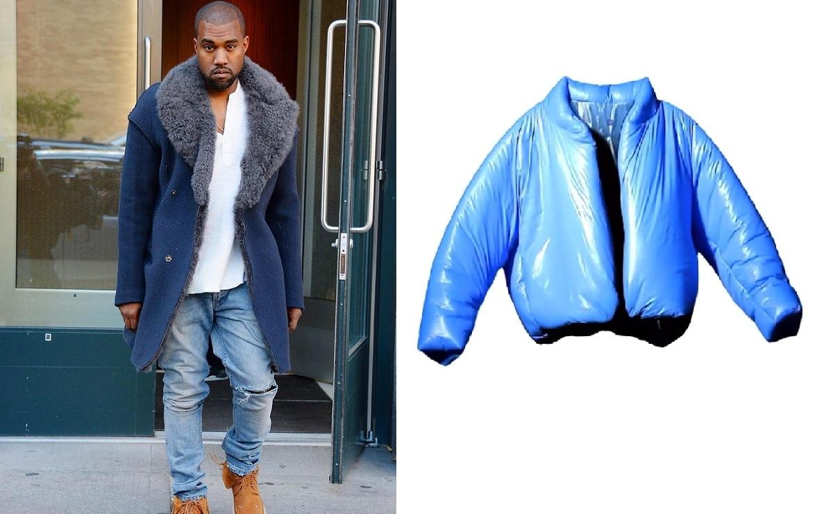 Kanye West lanza chamarra de moda para Gap y la comparan con bolsa de basura
