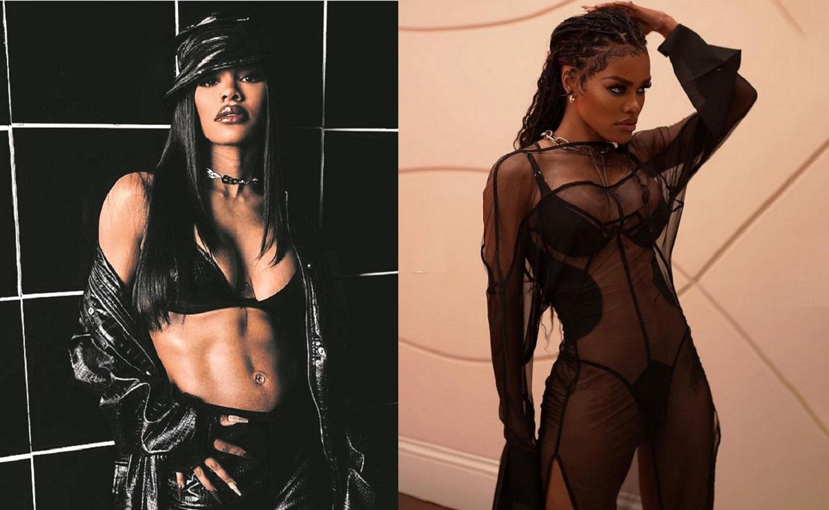 La mujer viva más sexy del planeta es Teyana Taylor, según la revista 'Maxim'