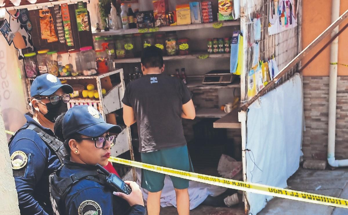 Matan a vendedora de dulces donde hace 3 meses asesinaron a tamalera, en Iztacalco