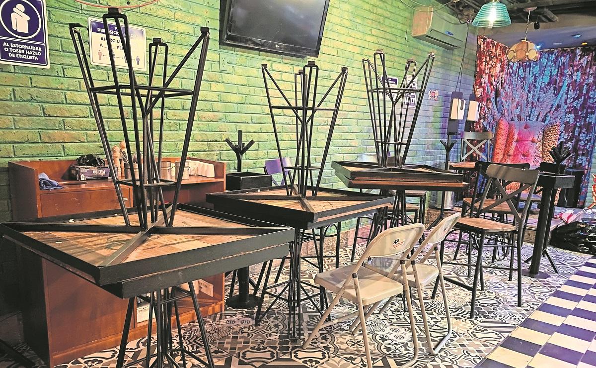Asociación exige a las autoridades reapertura de bares y centros nocturnos en la CDMX
