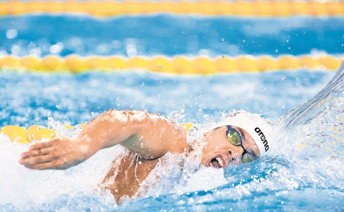 Nadadores olímpicos se sienten 'abandonados' por la Federación Mexicana de Natación
