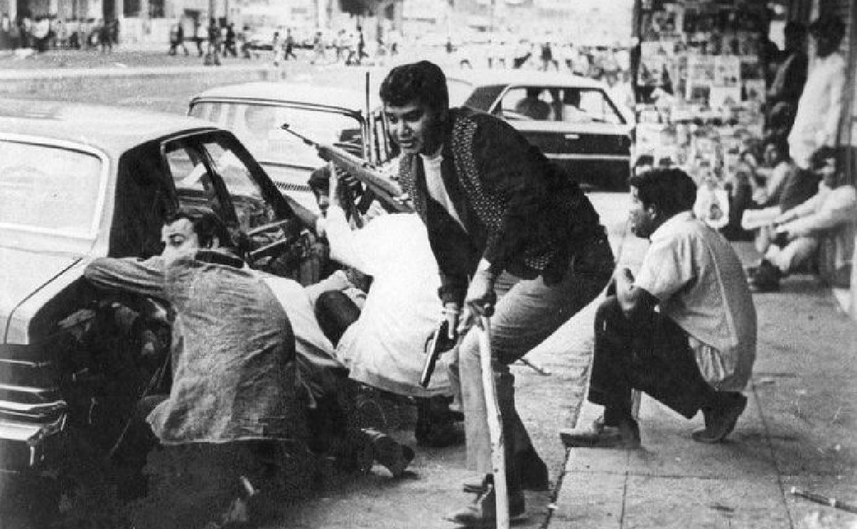 """Piden castigo a responsables de """"El Halconazo"""", a 50 años de la masacre"""