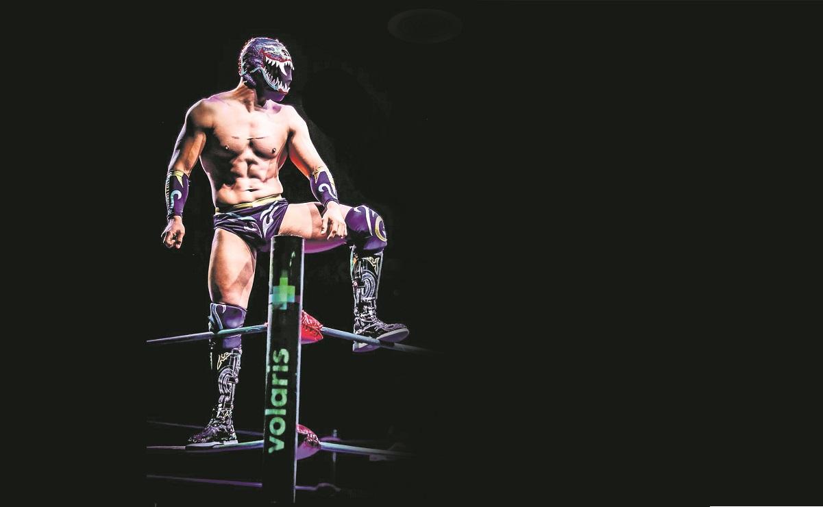 Titán y Dragón Rojo Jr. saldrán a dar la sorpresa en el torneo increíble de parejas