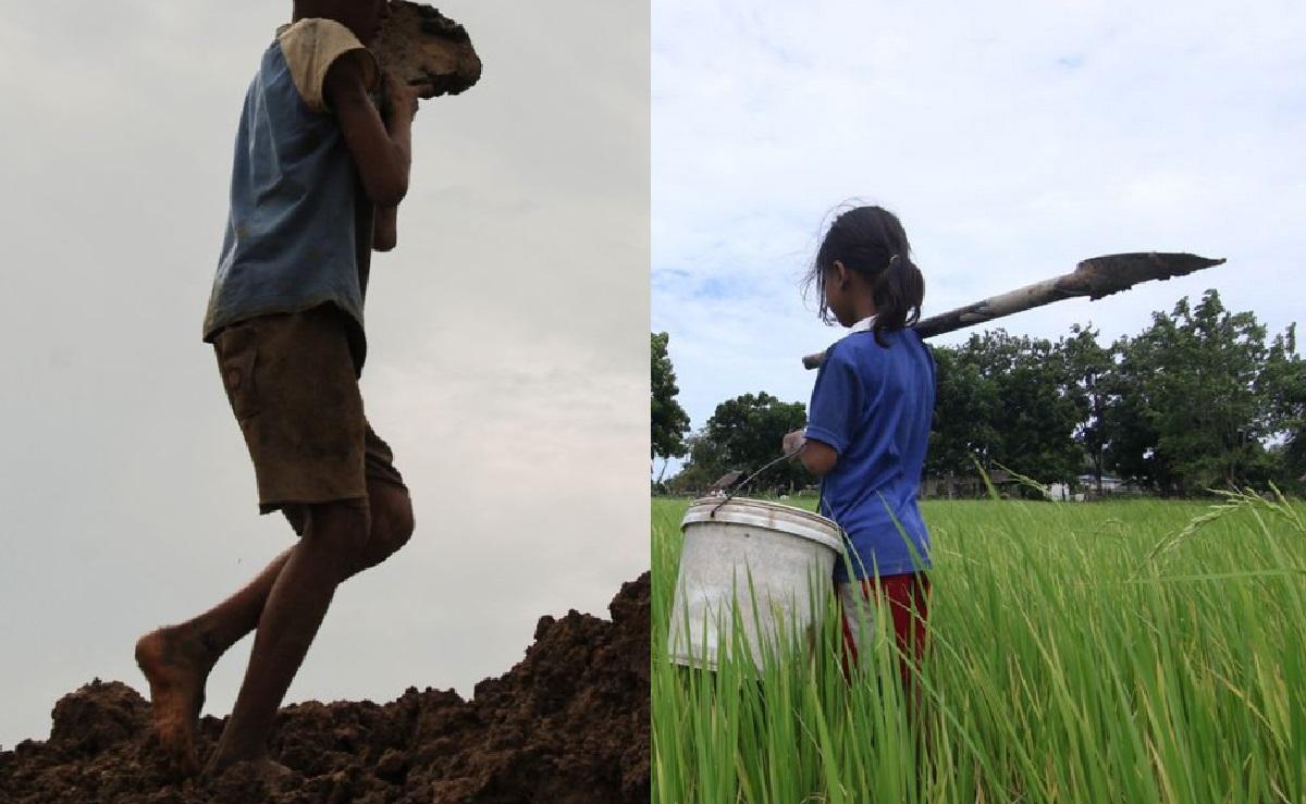 Aseguran que pandemia agudizó el trabajo infantil en México