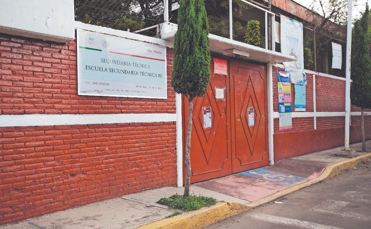 Por prevención, alumnos de Tláhuac regresan a clases en línea tras caso positivo de Covid