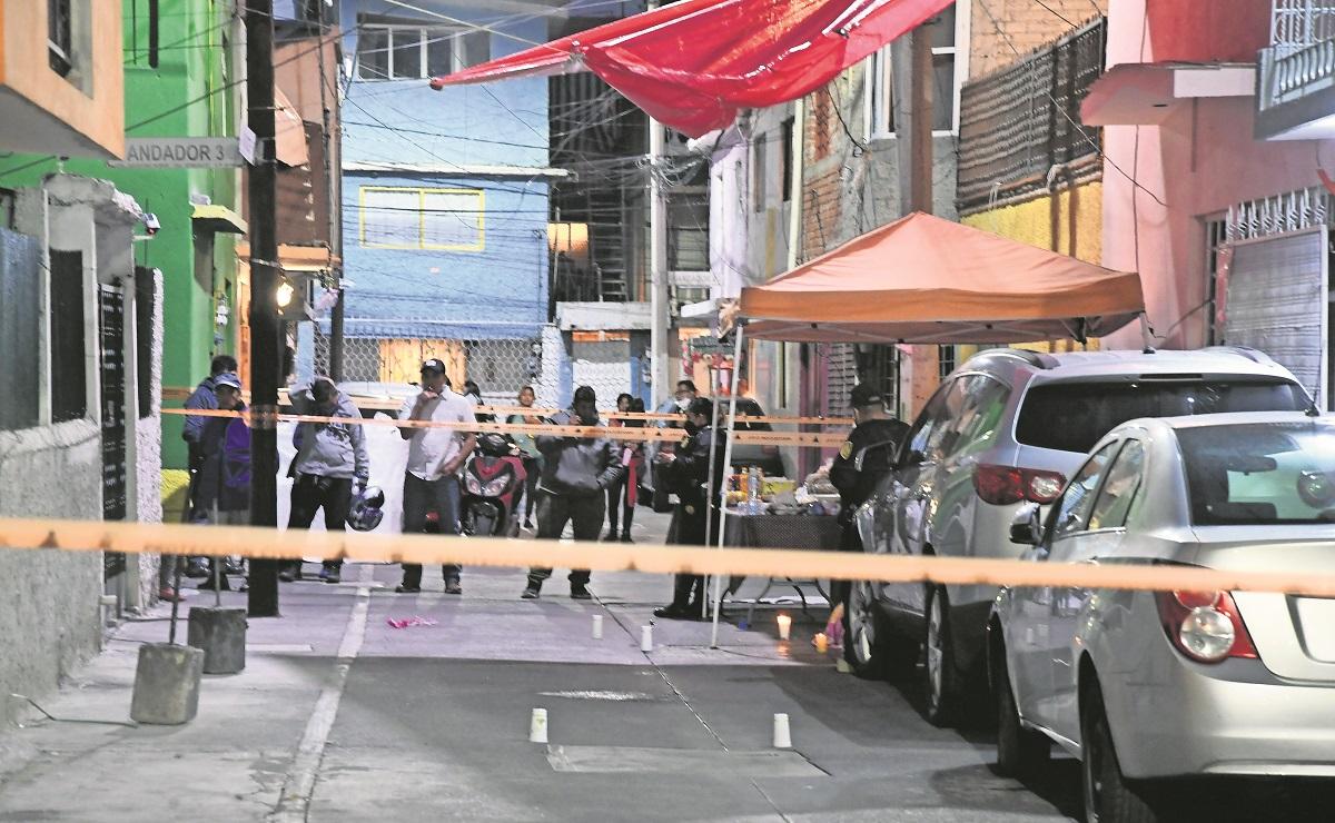 Asesinan a vendedora de frituras cuando instalaba puesto en Iztacalco, van 2 en una semana