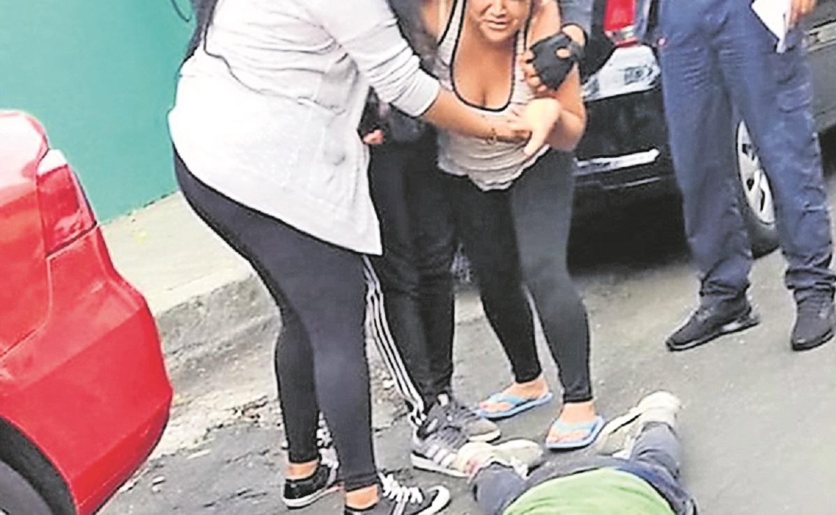 En ataque directo, ejecutan a tianguista de ropa en la alcaldía Álvaro Obregón