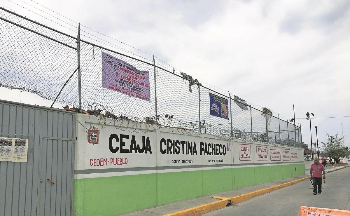 Falta de insumos y saqueo de instalaciones impiden regreso a clases en Chimalhuacán
