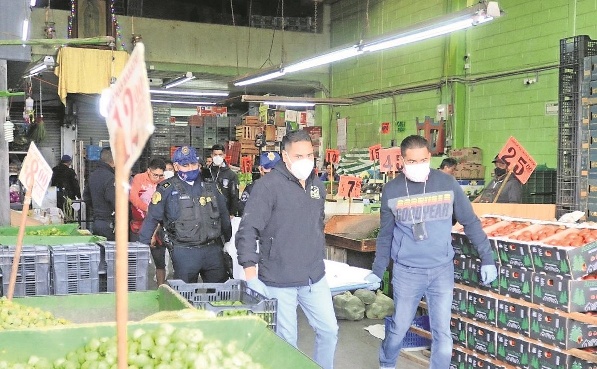 Tras una discusión, asesinan a vendedor de frutas en la Central de Abasto de Iztapalapa,Hospital General de Iztapalapa