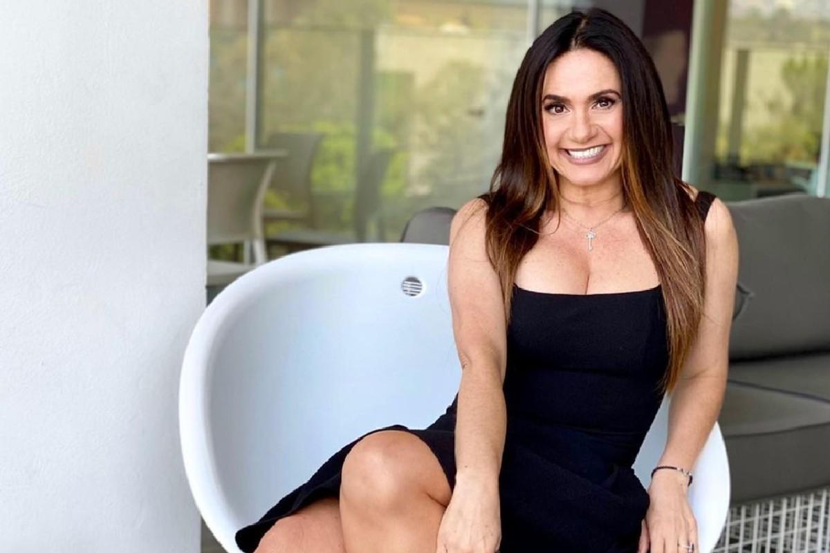 Penélope Menchaca estrena programa en Tv Azteca y asegura que no le copiaron a Televisa