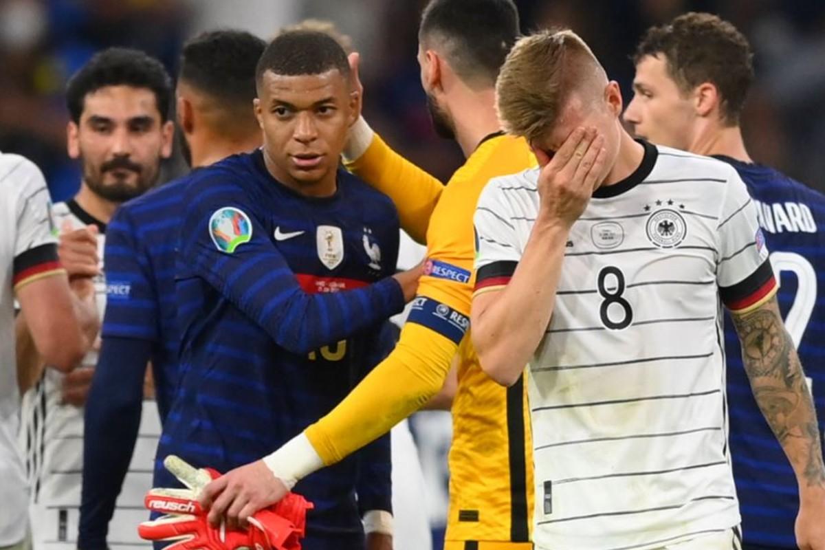 Francia derrota a Alemania en su debut en la Eurocopa