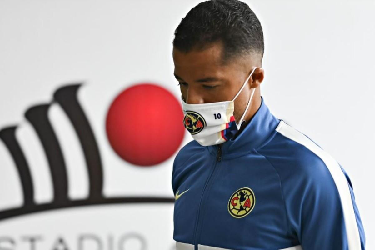 Giovani Dos Santos ya no continuará en el América