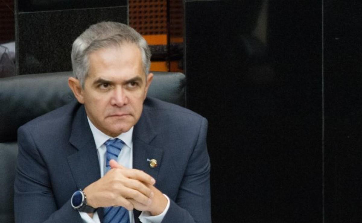Miguel Ángel Mancera reacciona a la fase 1 del peritaje tras colapso en Línea 12 del Metro