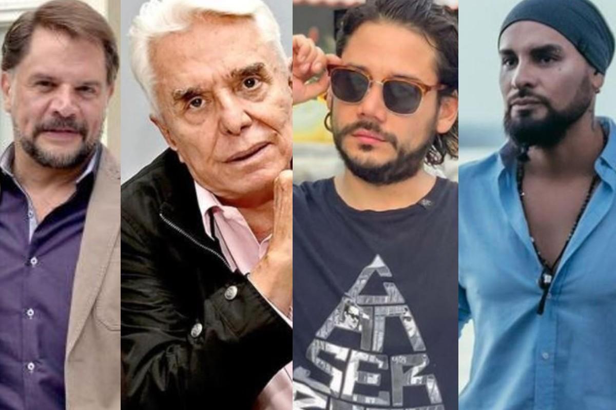 Héctor Parra, Ricardo Ponce y otros famosos acusados de abuso sexual o violación